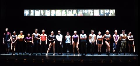 A Chorus Line, Boston Conservatory at Berklee