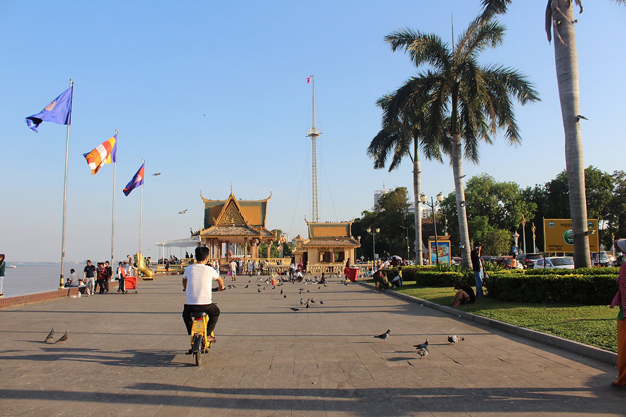 living in Cambodia relocation