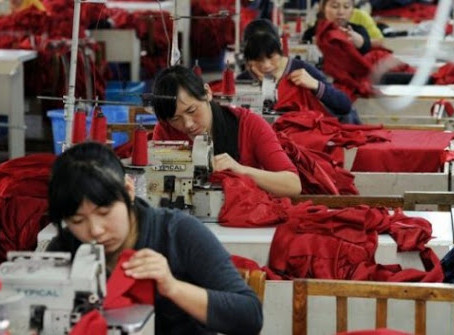 TEXTILE SECTOR IN ASIA