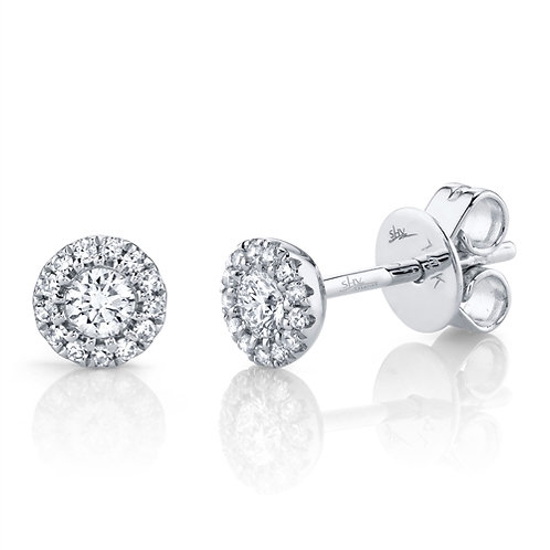 Eden Diamond Stud - Small