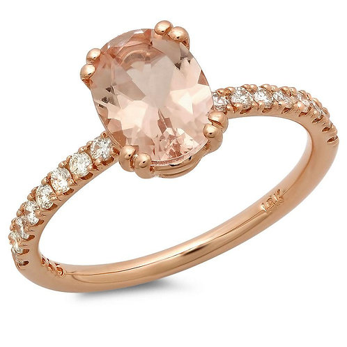 Waterfall Morganite