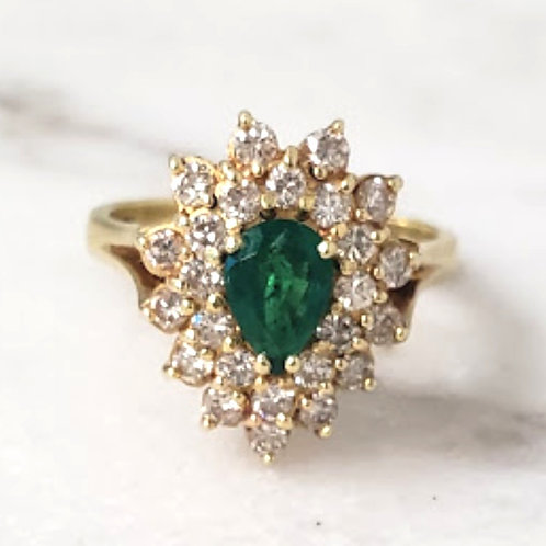 Emerald Ballerine