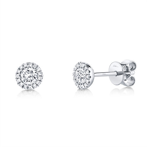 Eden Diamond Stud - Mini