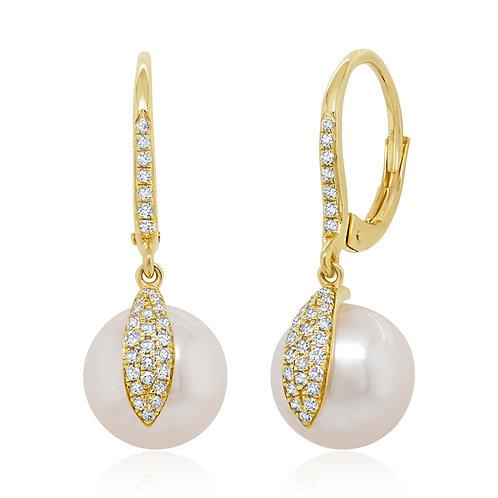 Diamond Perla Dangle