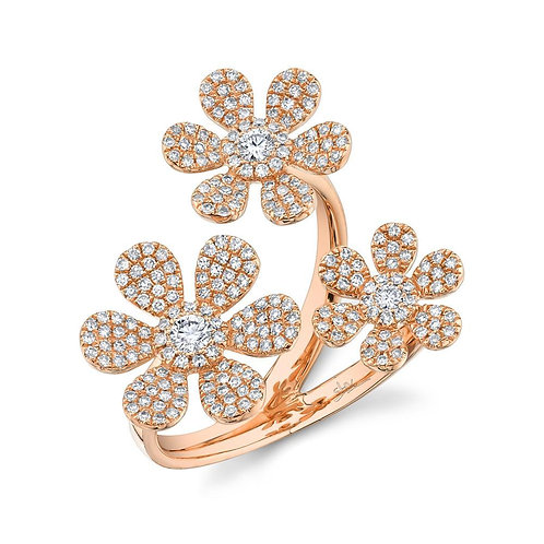 Flower Garden Ring