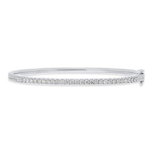 French Pavé Bangle