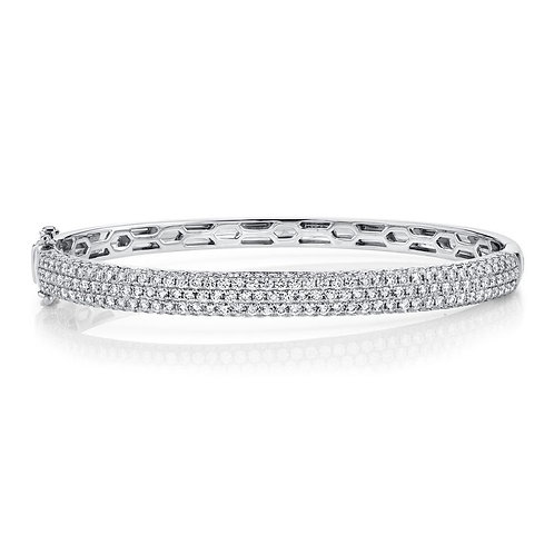 Pavé Bangle - Small