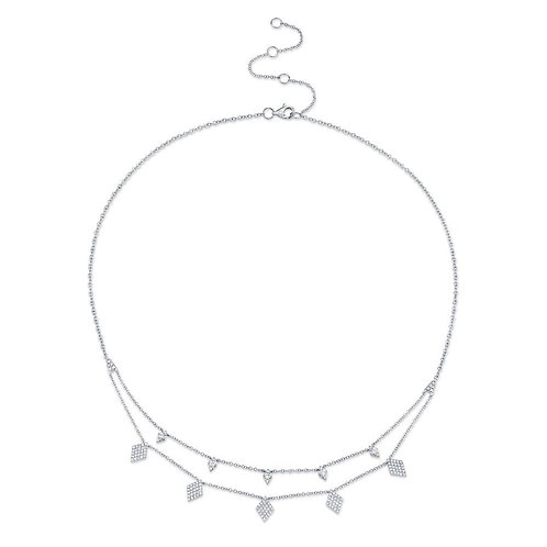Double Lady Luck Necklace