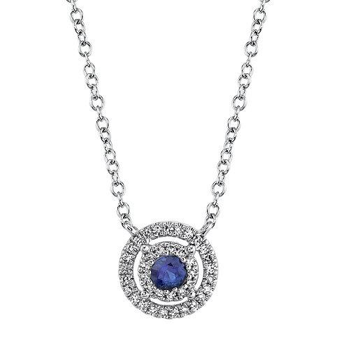 Serafina Halo ~ Necklace