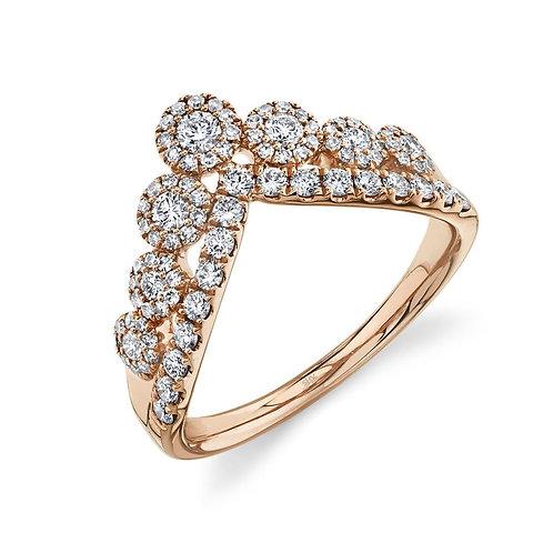Eden Crown Ring