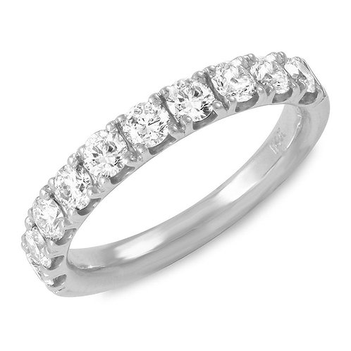 1.00 Carat Classic Diamond Band