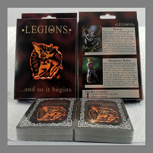 LEGIONS: Legion & Order of Dominos