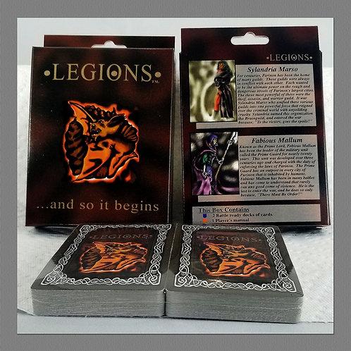 LEGIONS: Bruinguild & Prime Guard