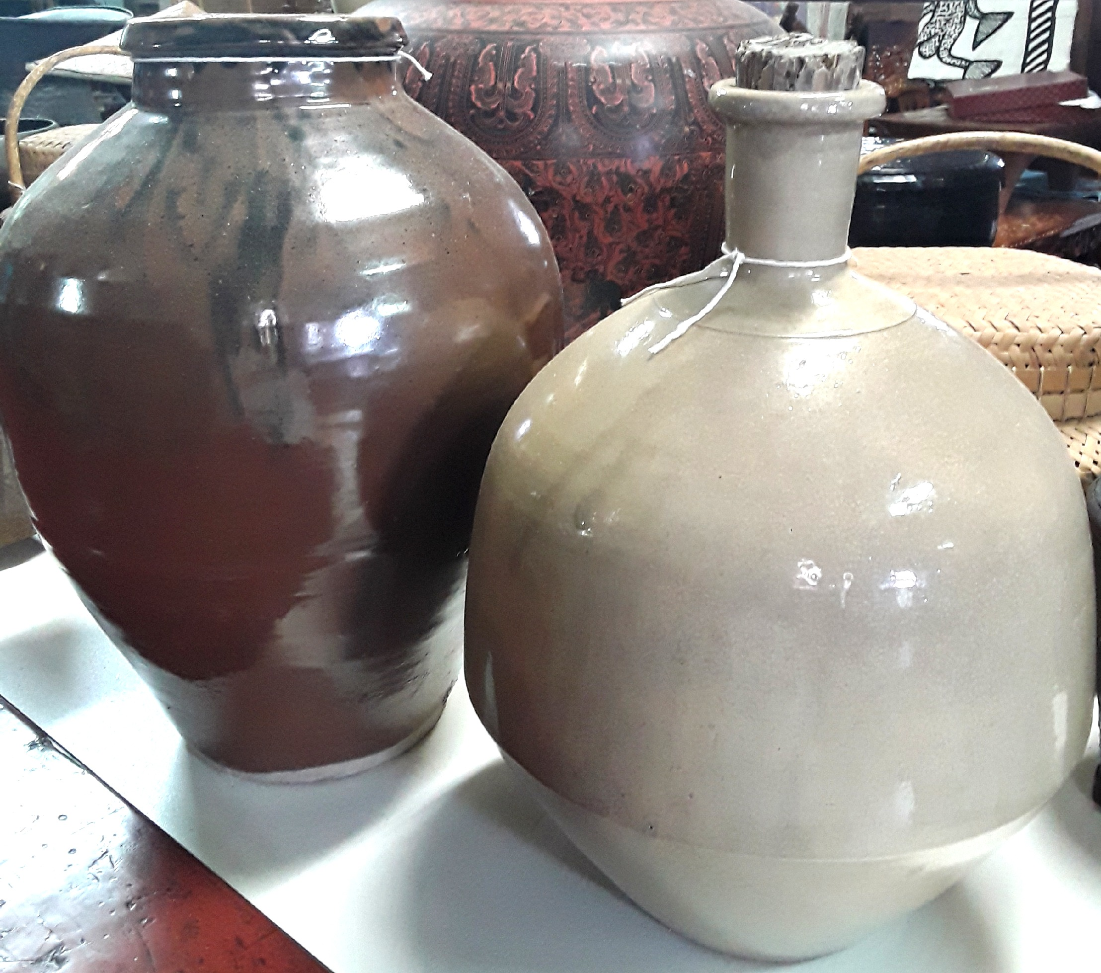 Antique Japanese Ceramics