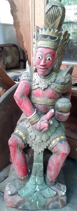 Javanese Hindu Deity