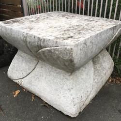 Large Marble Plinth
