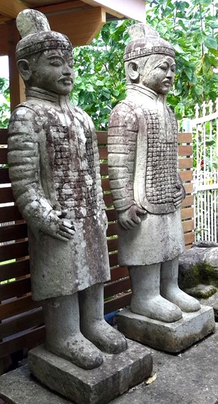 Stone Warriors