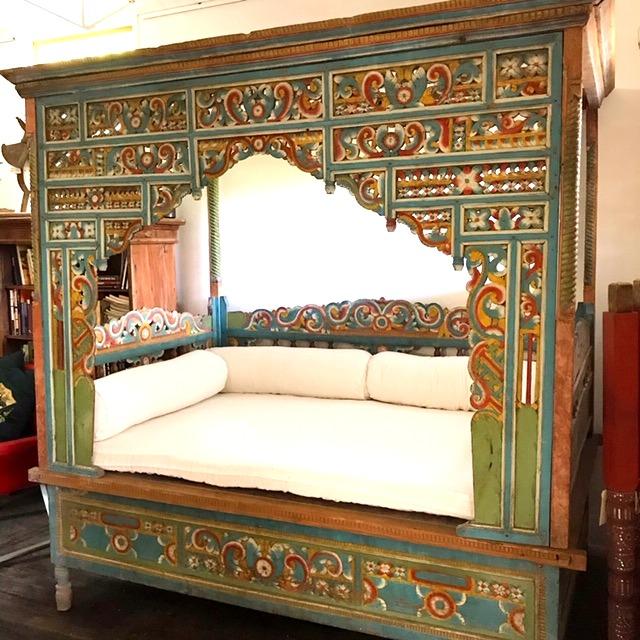 c.1940 Maduran Day Bed