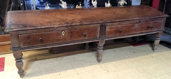 Indian Rosewood Low Writing Desk