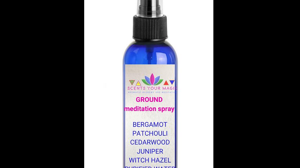Ground Meditation Spray
