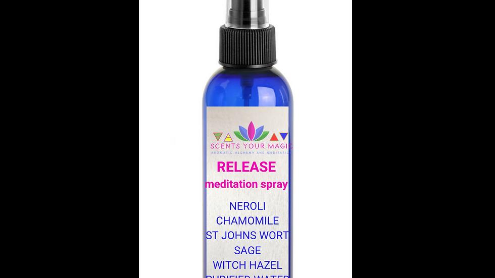 Release Meditation Spray