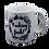 Thumbnail: Fucking Fuck Coffee Mug Set of 2 Wholesale