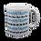 Thumbnail: A Whole Lot of Swears Coffee Mug Set of 2 Wholesale