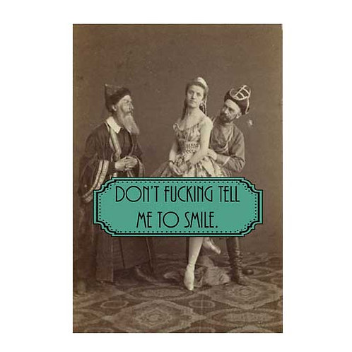 Smile Postcards- Set of 6 Wholesale