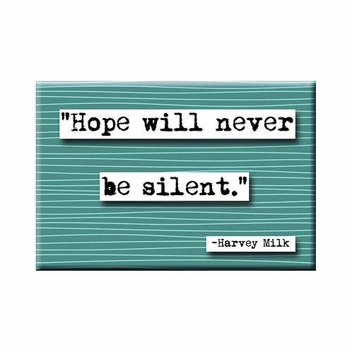 Harvey Milk Magnet - Set of 3