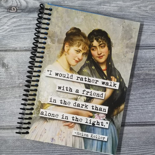 Notebook Helen Keller - Set of 2 Wholesale