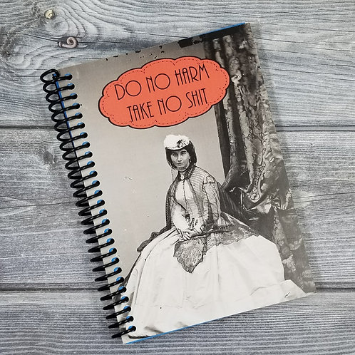NSFW Do No Harm  Notebook- Set of 2 Wholesale