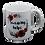 Thumbnail: Swearing Helps coffee mug - wholesale set of 2