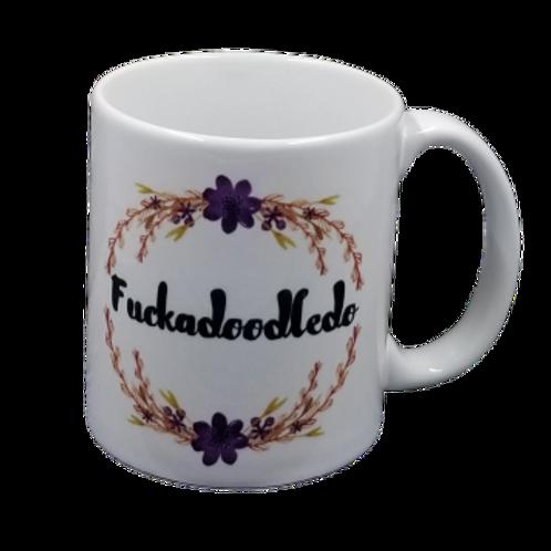 Fuckadoodledo Coffee Mug Set of 2 Wholesale