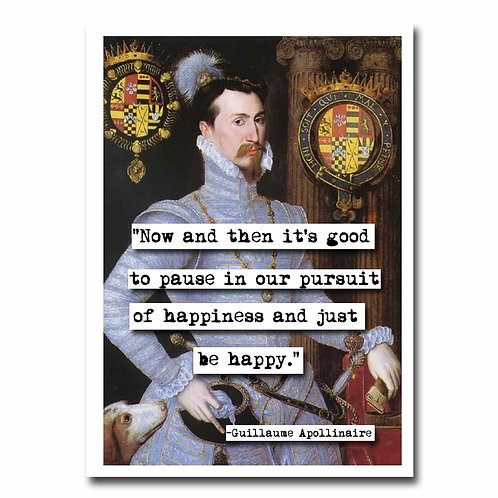 Guillaume Apollinaire Greeting Card - 6 pack