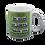 Thumbnail: Be Nice or Leave coffee mug - wholesale set of 2