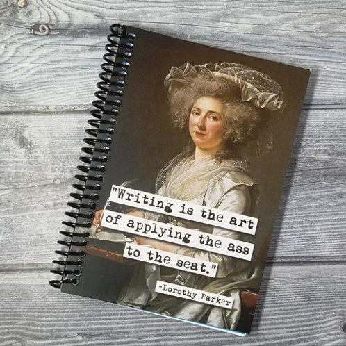 Dorothy Parker Notebook - Set of 2 Wholesale