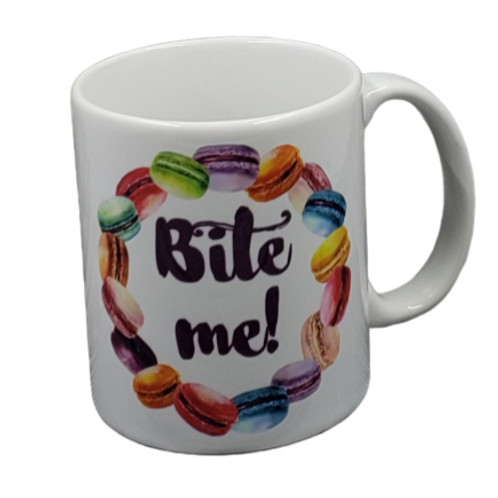 Bite Me Mug Set of 2