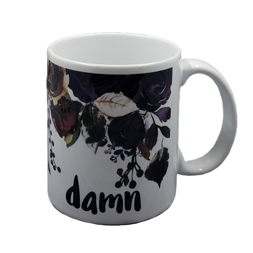 Damn Coffee Mug -set of 2 wholesale