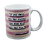 Thumbnail: Katharine Hepburn Break the Rules Quote Coffee Mug - Wholesale 2 per