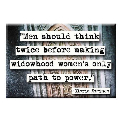 Gloria Steinem Widowhood - Set of 3 Wholesale