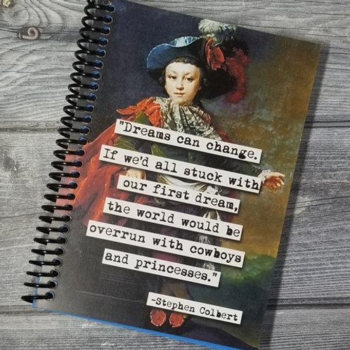 Stephen Colbert Notebook- Set of 2 Wholesale