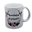 Thumbnail: Nevertheless She Persisted coffee mug - wholesale set of 2