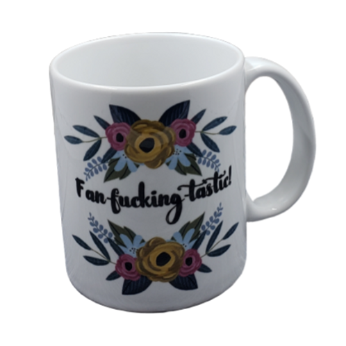 Fan-Fucking-Tastic Coffee Mug Set of 2