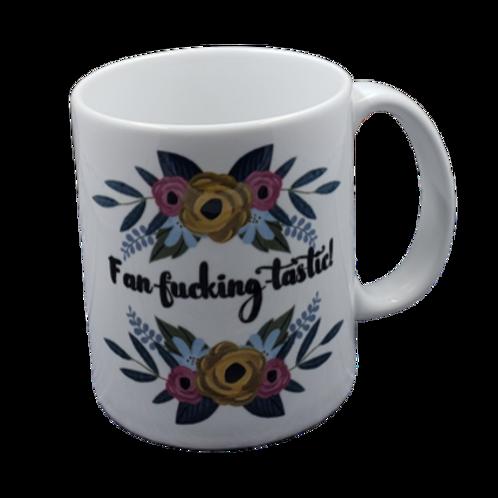 Fan-Fucking-Tastic Coffee Mug Set of 2