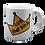Thumbnail: 100% That Bitch Coffee Mug Set of 2 Wholesale