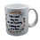 Thumbnail: Take Each Day coffee mug - wholesale set of 2