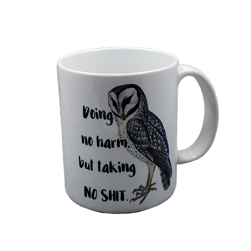 Do No Harm coffee mug - wholesale set of 2