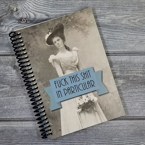 NSFW In Particular  Notebook- Set of 2 Wholesale