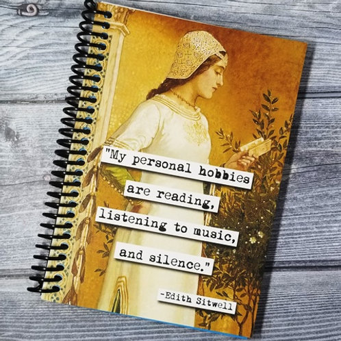 Edith Stilwell Notebook- Set of 2 Wholesale