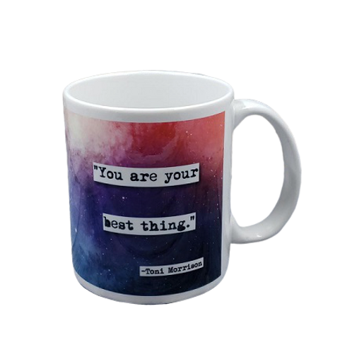 Toni Morrison You Are Your Best Coffee Mug - Wholesale 2 per